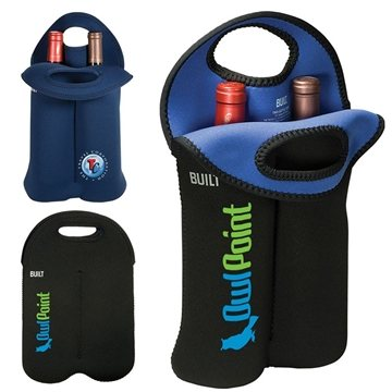 Promotional BUILT(R) Two Bottle Tote