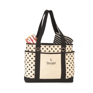 Audrey Fashion Tote - Black