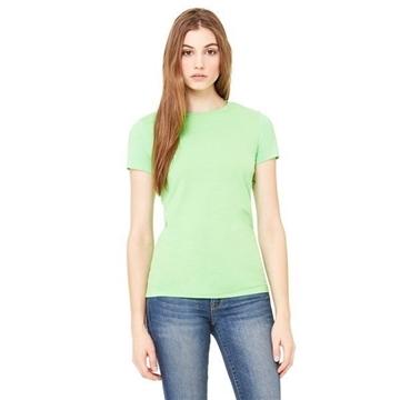 Bella Poly-Cotton Short-Sleeve T-Shirt