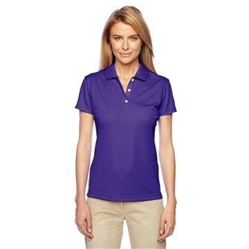 Promotional adidas Golf ClimaLite(R) Basic Short - Sleeve Polo
