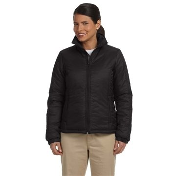 Harriton Essential Polyfill Jacket