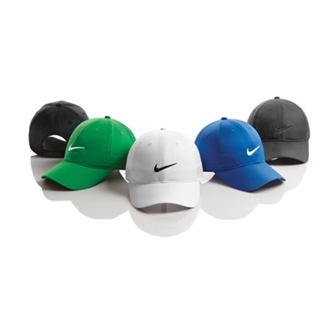 Promotional Nike Golf Dri - FIT Swoosh Front Cap.