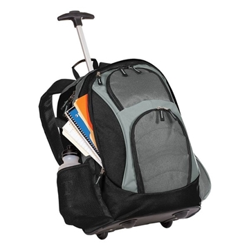 Port Authority Wheeled Backpack