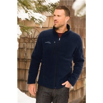 Promotional Eddie Bauer Full - Zip Fleece Jacket