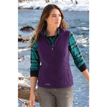 Promotional Eddie Bauer Ladies Fleece Vest