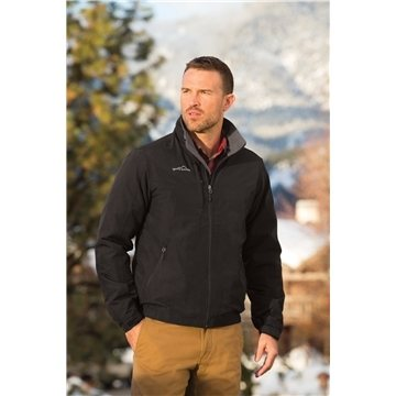 Promotional eddie-bauer-fleece-lined-jacket