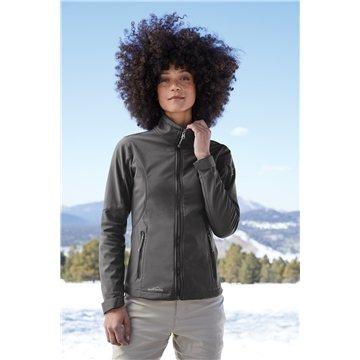Promotional Eddie Bauer Ladies Soft Shell Jacket