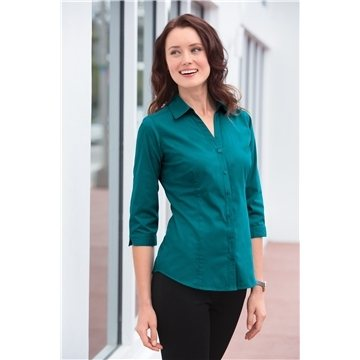 Promotional Port Authority Ladies 3/4- Sleeve Blouse