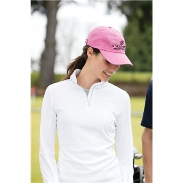 Promotional Port Authority Ladies Garment Washed Cap