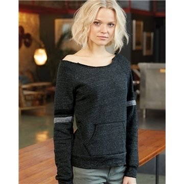 Alternative Ladies' Maniac Sport Eco Fleece Sweatshirt