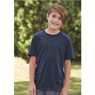 Promotional Hanes Youth Cool Dri Short Sleeve Performance T - Shirt