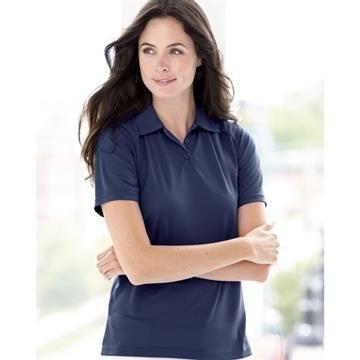 Promotional Augusta Sportswear Ladies Vision Textured Knit Sport Shirt