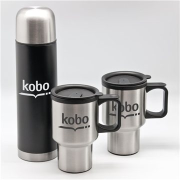 Deluxe Three Piece Drinkware Set