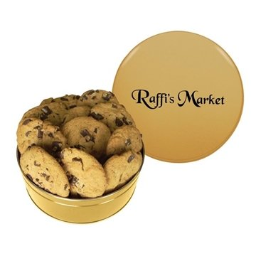 Promotional King Size Cookie Tin