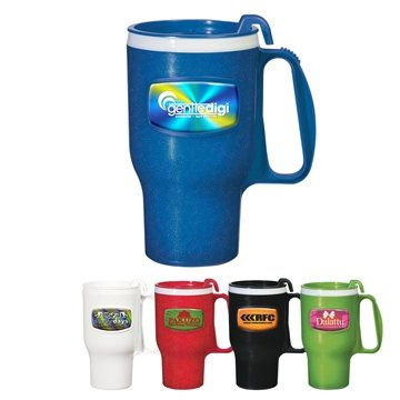 16 oz Extreme Travel Mug