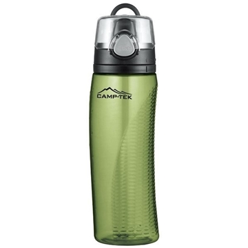 Thermos® Hydration Bottle with Meter - 24 Oz. - Green