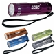 Promotional Pocket Aluminum Ultra - Bright LED Flashlight