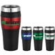 Promotional 16 oz Cayman Stainless Steel Travel Tumbler