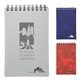Promotional 3-1/2 x 5 Stone Paper Jotter