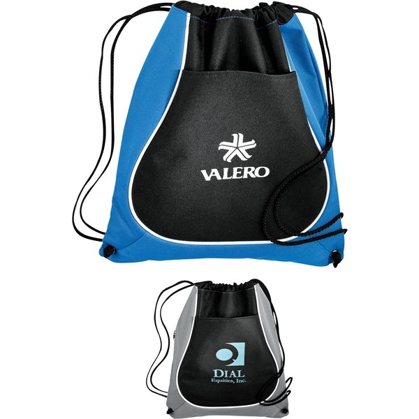 Promotional Coil Cinch Backpack