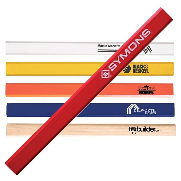 Promotional Budget Carpenter Pencil