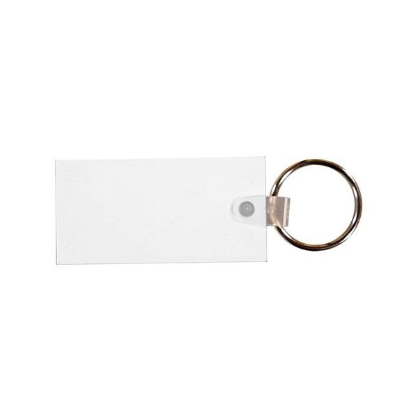 Promotional Currency Key Fob
