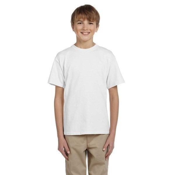 Promotional Jerzees Youth 5 oz HiDENSI - T(TM) T - Shirt