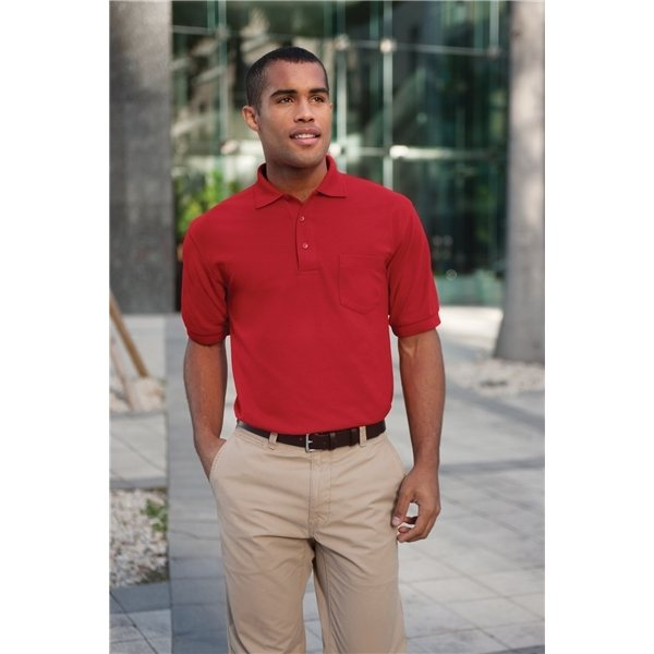 Promotional Port Authority Tall Silk Touch Polo