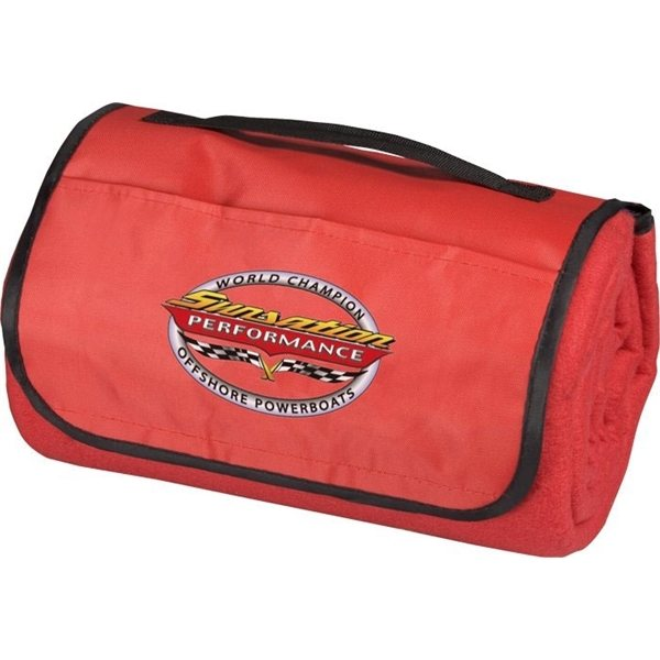 Promotional Solid Picnic Blanket