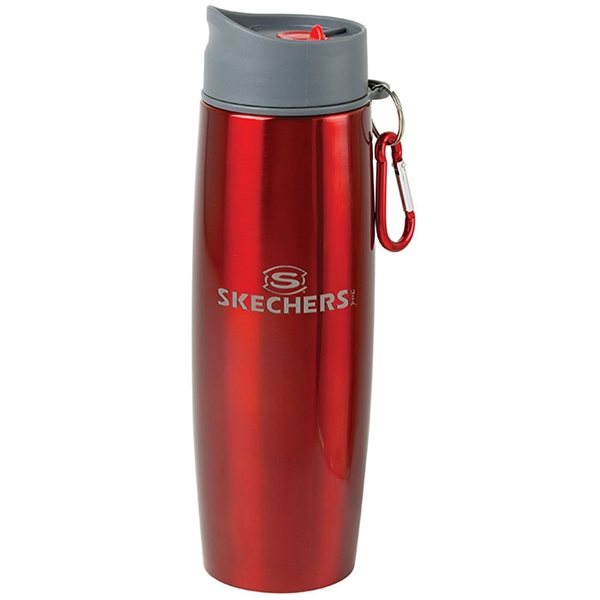 Promotional 16 oz Duo Insulated Tumbler / Water Bottle