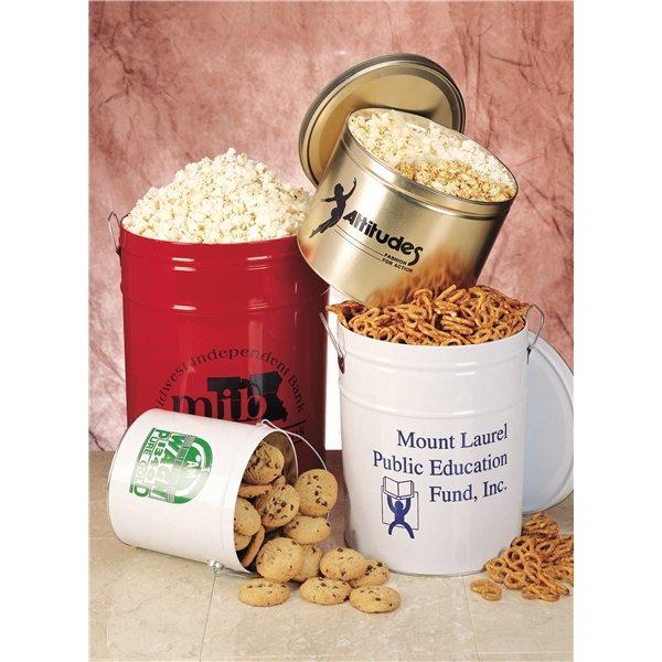 Promotional Bounty Tin - Pretzels