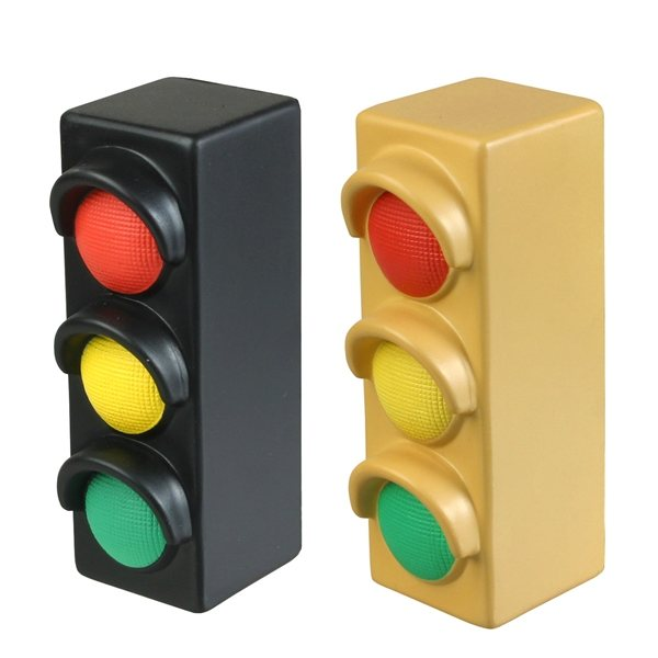 Promotional Traffic Light - Stress Relievers
