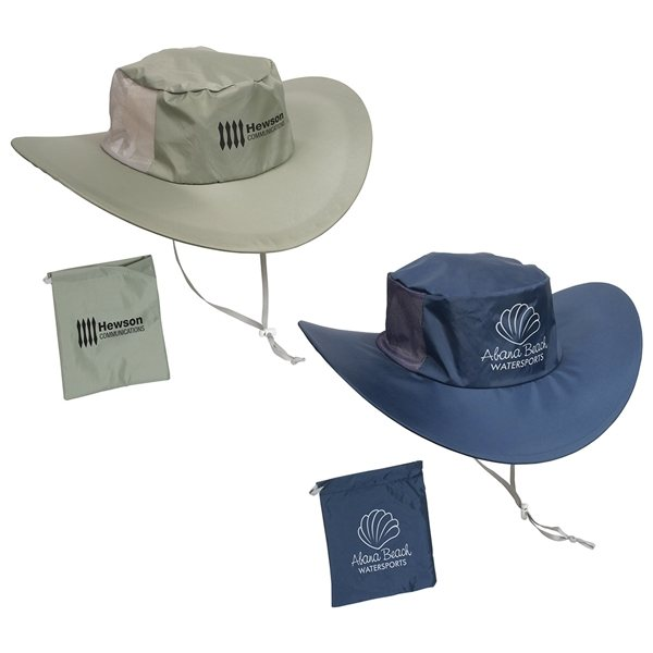 Promotional Fold N Go Outdoor Hat