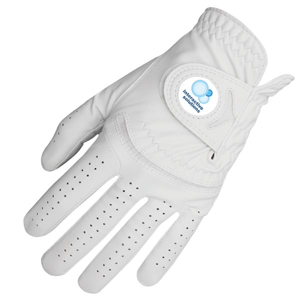 Promotional Footjoy(R) Q - Mark(R) Custom Leather Glove