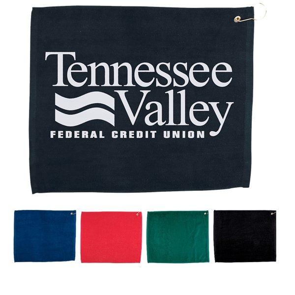 Promotional 15 X 18 100 Cotton Velour Hemmed Color Towel