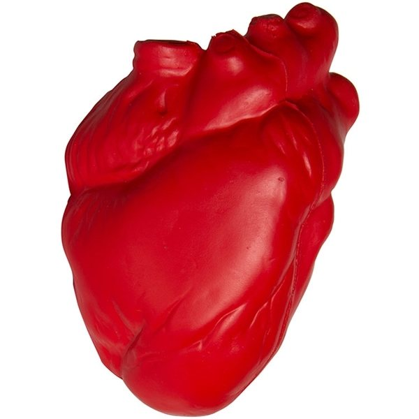 Promotional Anatomic Heart Squeezies Stress Reliever