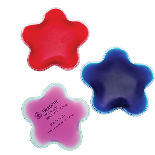 Promotional Flower Chill Patch