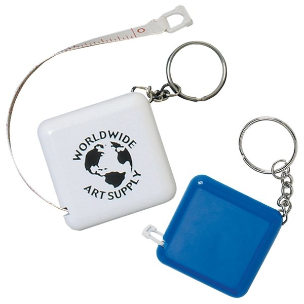 Promotional Tape - A - Matic Key Tag