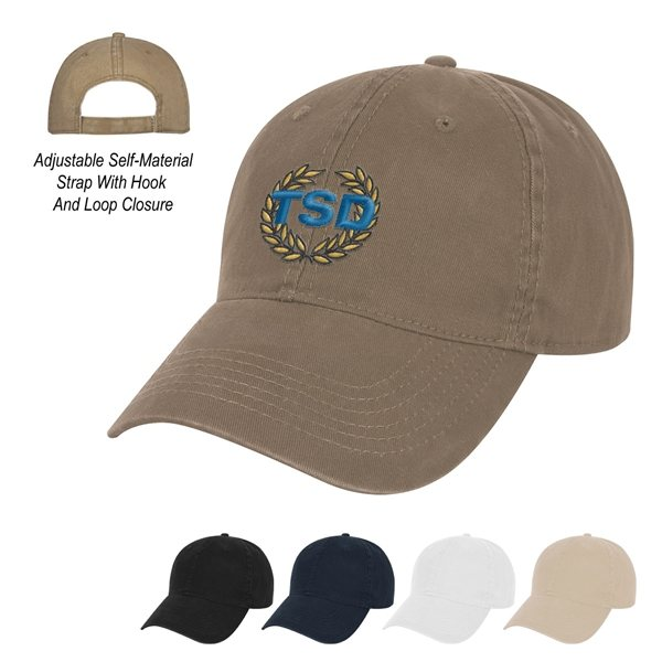 Promotional Washed Cotton Cap