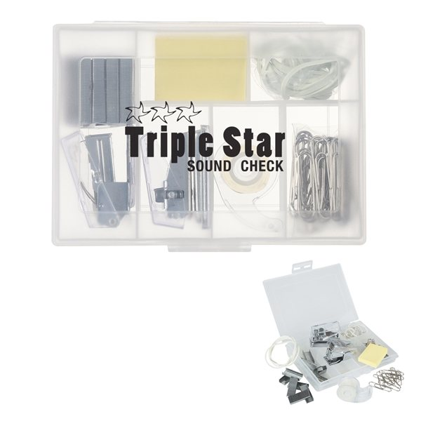 Promotional 7 In 1 Stationery Kit
