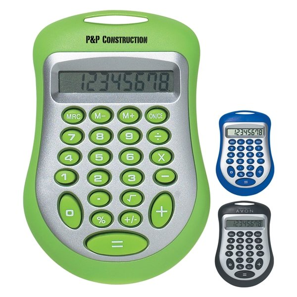 Promotional Expo Calculator
