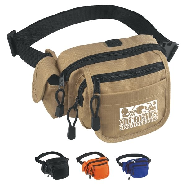 Promotional All - In - One Fanny Pack