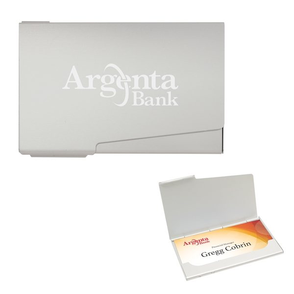 Promotional Business Card Holder