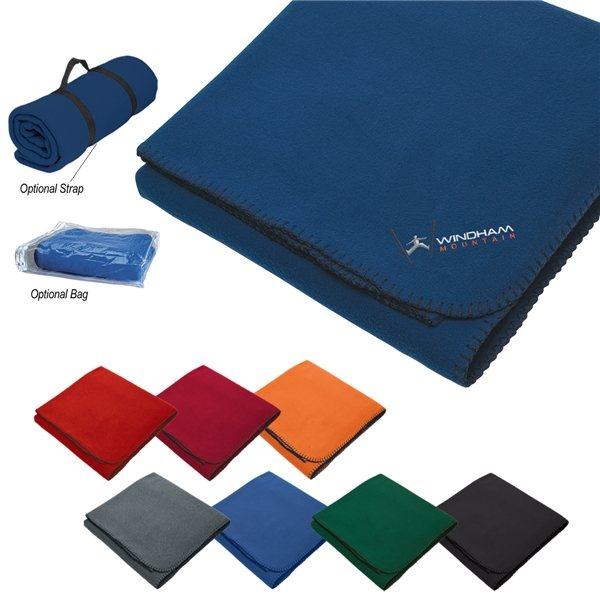 Promotional Fleece Stadium Blanket