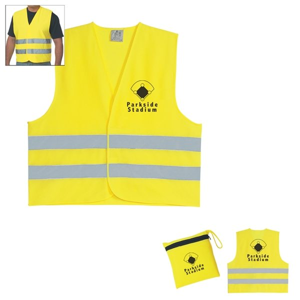 Promotional Reflective Safety Vest