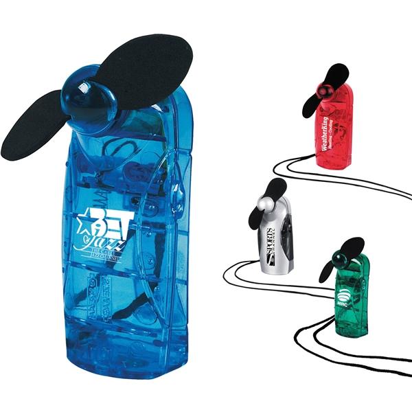 Promotional Maxi Plastic Mini Fan