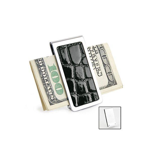 Promotional Croco Money Clip