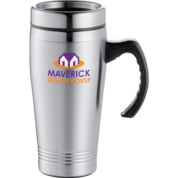 Blank Travel Mugs