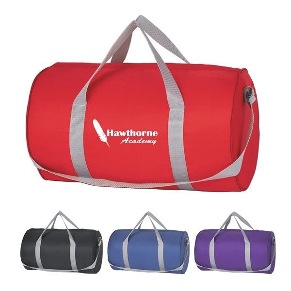 Promotional Budget Duffle Bag