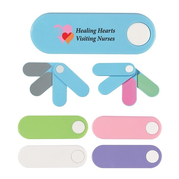 Promotional 4 In 1 Mini Nail File